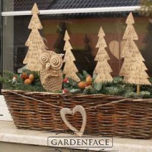 zahradní mrazuvzdorná keramika
