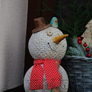 SOUTĚŽ o keramického sněhuláka + AKCE 20% na celý eshop