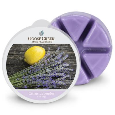 vonný vosk GOOSE CREEK Citrus Lavender 59g