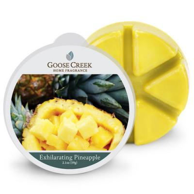 vonný vosk GOOSE CREEK Exhilarating Pineapple 59g