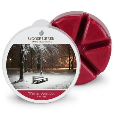 vonný vosk GOOSE CREEK  winter splendor 59g