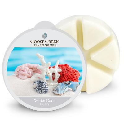 vonný vosk GOOSE CREEK White Coral 59g