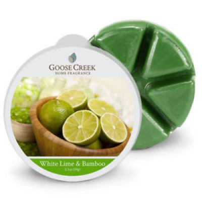 vonný vosk GOOSE CREEK Lime and Bamboo  59g