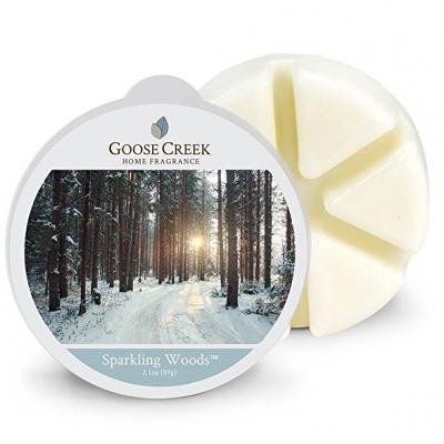 vonný vosk GOOSE CREEK Sparkling Woods 59g