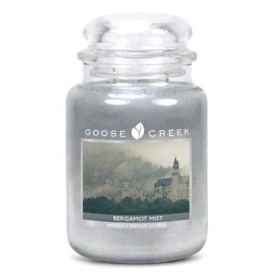 vonná svíčka GOOSE CREEK Bergamot Mist 680g