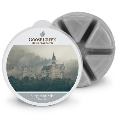 vonný vosk GOOSE CREEK Bergamot Mist 59g