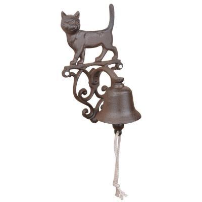 """litinový zvon """"kočka"""""""