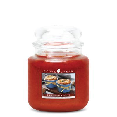 vonná svíčka GOOSE CREEK Pumpkin Spice Muffin 450g