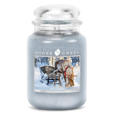 vonná svíčka GOOSE CREEK Jingle Bells  680g