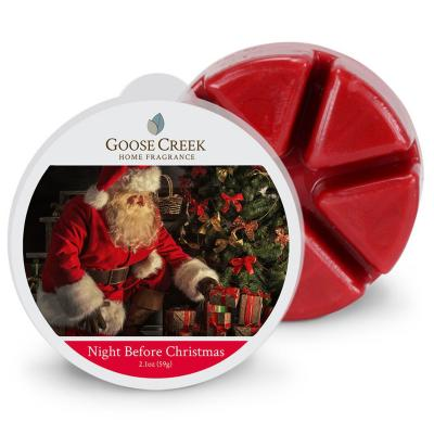 vonný vosk GOOSE CREEK Night Before Christmas 59g