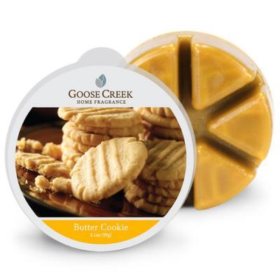 vonný vosk GOOSE CREEK Butter Cookie 59g