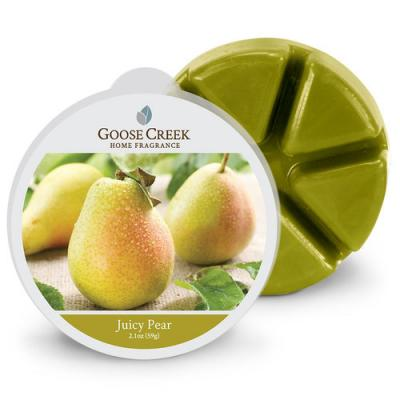 vonný vosk GOOSE CREEK Juicy Pear 59g