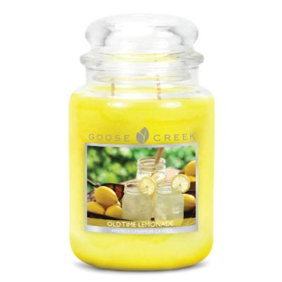 vonná svíčka GOOSE CREEK Old Time Lemonade 680g