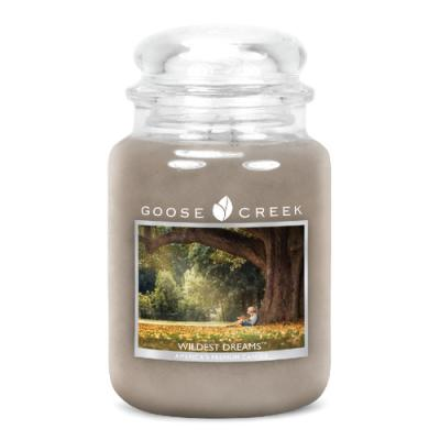 vonná svíčka GOOSE CREEK Wildest Dreams 680g