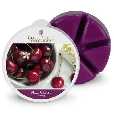 vonný vosk GOOSE CREEK Black Cherry 59g