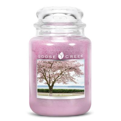 vonná svíčka GOOSE CREEK Cherry Blossom 680g