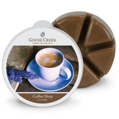 vonný vosk GOOSE CREEK Coffee Shop 59g