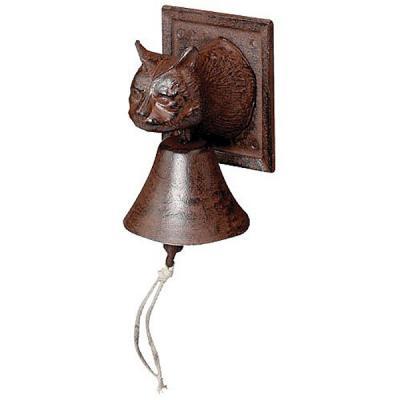 litinový zvon kočičí hlava