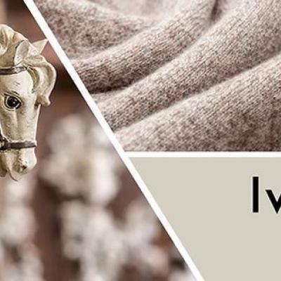 vonný vosk GOOSE CREEK Ivory Rocking Horse 59g