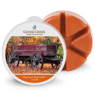 vonný vosk GOOSE CREEK Harvest Hayride 59g