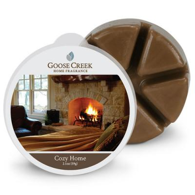 vonný vosk GOOSE CREEK Cozy Home 59g