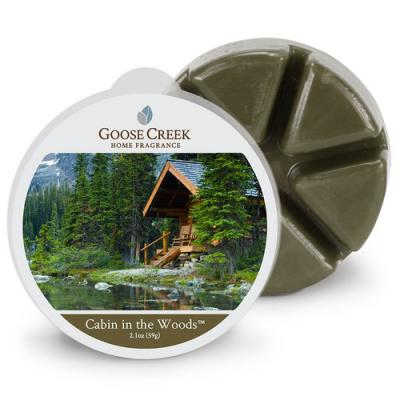 vonný vosk GOOSE CREEK Cabin in the Woods 59g