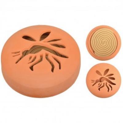 spirála/odpuzovač komárů terakota