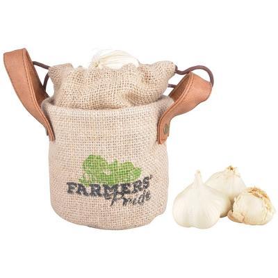 sáček na skladování česneku FARMERS