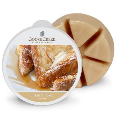 vonný vosk GOOSE CREEK French Toast 59g