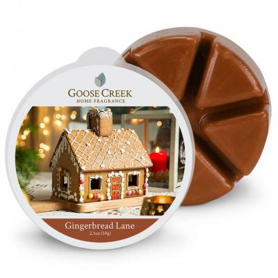 vonný vosk GOOSE CREEK Gingerbread Lane  59g