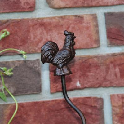 opora pro popínavé rostliny spirála - kohout