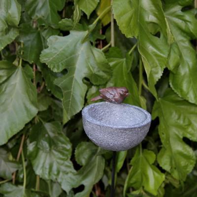 pítko/krmítko zápich ptáček