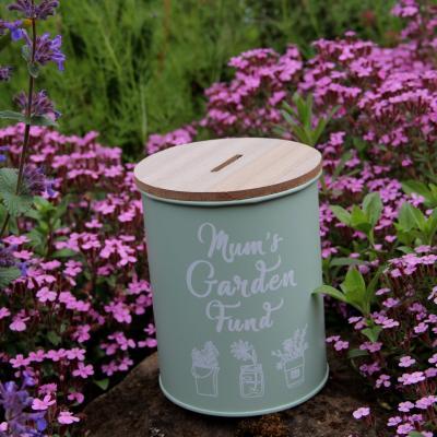 Pokladnička-kasička pro spořivé zahradnice