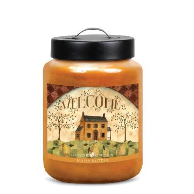 vonná svíčka GOOSE CREEK Maple Butter 680g limitovaná edice