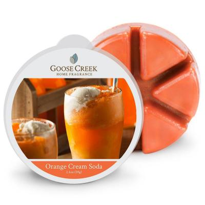 vonný vosk GOOSE CREEK Orange Cream Soda 59g