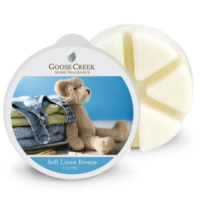 vonný vosk GOOSE CREEK Soft Linen Breeze 59g