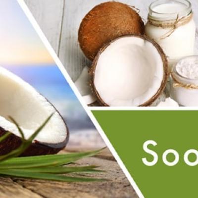 vonný vosk GOOSE CREEK Soothing Coconut 59g