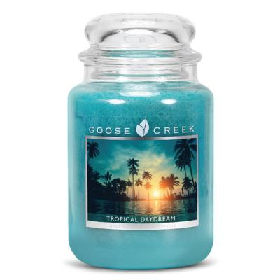 vonná svíčka GOOSE CREEK Tropical Daydream 680g
