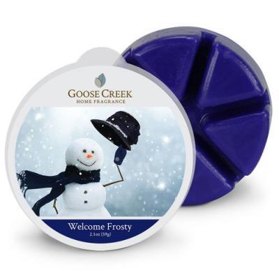 vonný vosk GOOSE CREEK welcome frosty 59g