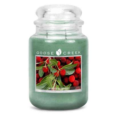 vonná svíčka GOOSE CREEK  winter bayberry 680g