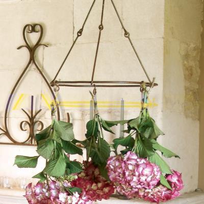 sušák na květiny/bylinky