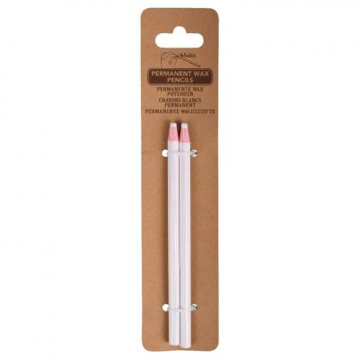 Tužky permanentní voskové na popis břidlicových tabulek