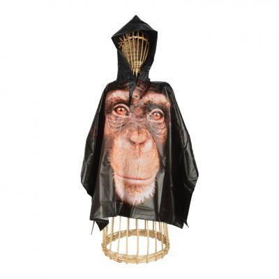 dětská pláštěnka/pončo - opice