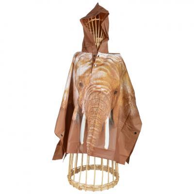 dětská pláštěnka/pončo - slon