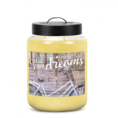 vonná svíčka GOOSE CREEK Lemon Vanilla Cake Batter 680g limitovaná edice