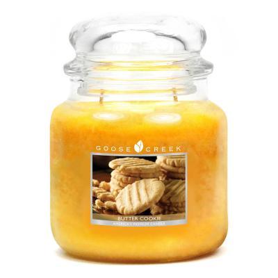 vonná svíčka GOOSE CREEK  Butter Cookie