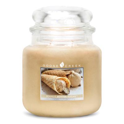 vonná svíčka GOOSE CREEK Peanut Butter Sugar