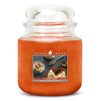 vonná svíčka GOOSE CREEK Carrot Cake