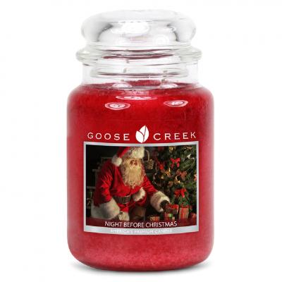 vonná svíčka GOOSE CREEK Night Before Christmas 680g