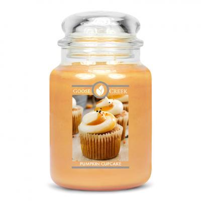 vonná svíčka GOOSE CREEK  Pumpkin Cupcake 680g